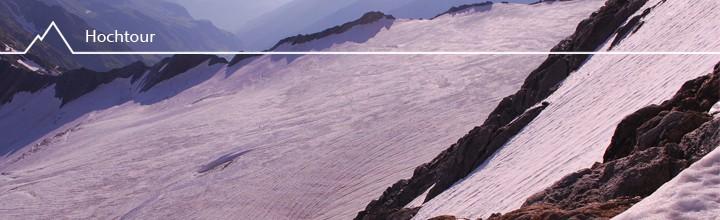 Drobn' auf der Hochwilde (3482m)