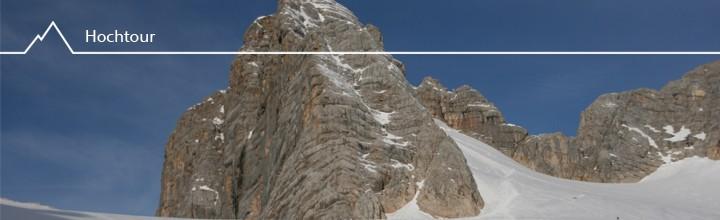 Heute vor 6 Jahren am Hohen Dachstein (2995m)