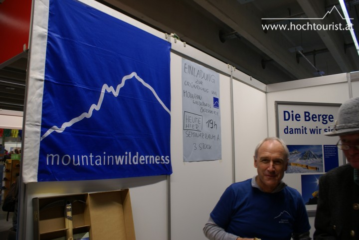 """Die Gründung von """"Mountain Wilderness Österreich"""" ging am Samstag über die Bühne."""