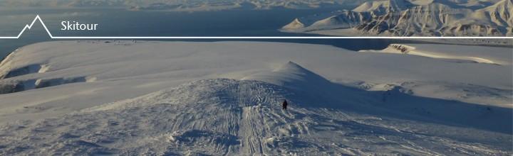 Momente der Seligkeit am Nordenskjøldtoppen (1053m)