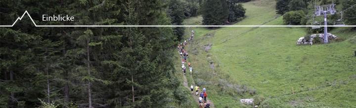 Berglauf-Premiere am Fadensteig