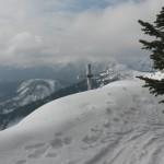 Gipfelkreuz  Gr. Proles