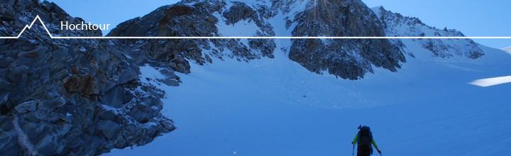 Großer Möseler (3480m) – eine abwechslungsreiche Hochtour im Zillertal