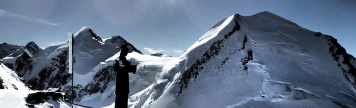Pollux und Castor – unterwegs im Aostatal