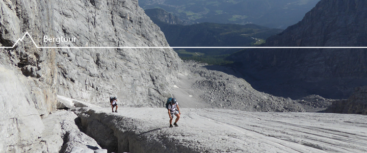 Watzmann – kleine Ostwand (Wiederroute)