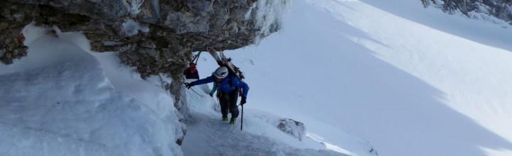 Dachsteinüberschreitung mit Ski – Land der Berge Skitourenopening