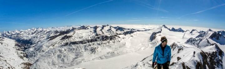 Ötztaler Skidurchquerung Teil 1: Von Sonne, Wolken und Franzosen