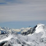 Das Matterhorn ist auch da.