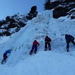 Boulderquergang: einmal leise wie die Katze, einmal wuchtig wie ein Elefant